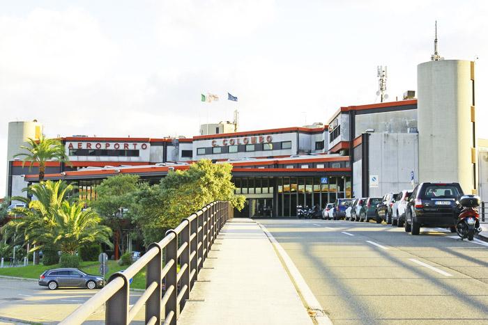 Pubblicità Aeroporto Genova