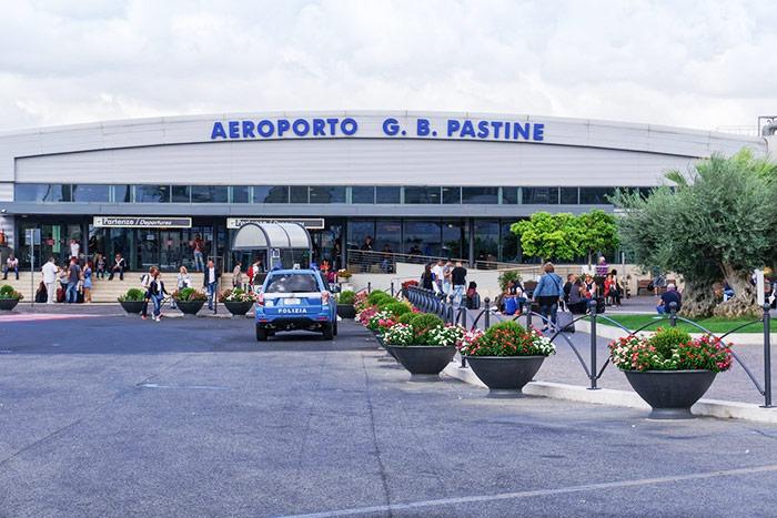 Pubblicità Aeroporto Ciampino
